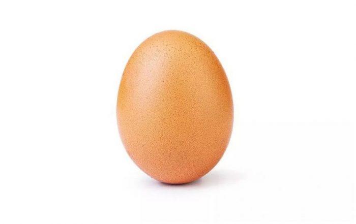 Eugene The World Record Instagram Egg - Seattle Advertising