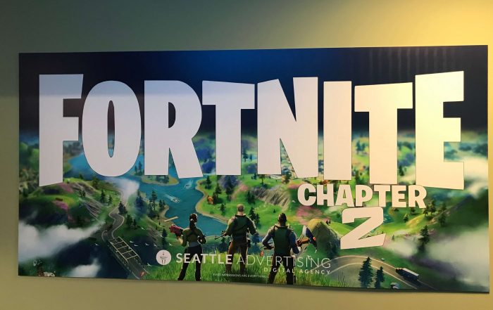 Top Secret: Fortnite Ch 2 Season 2 - Seattle Advertising