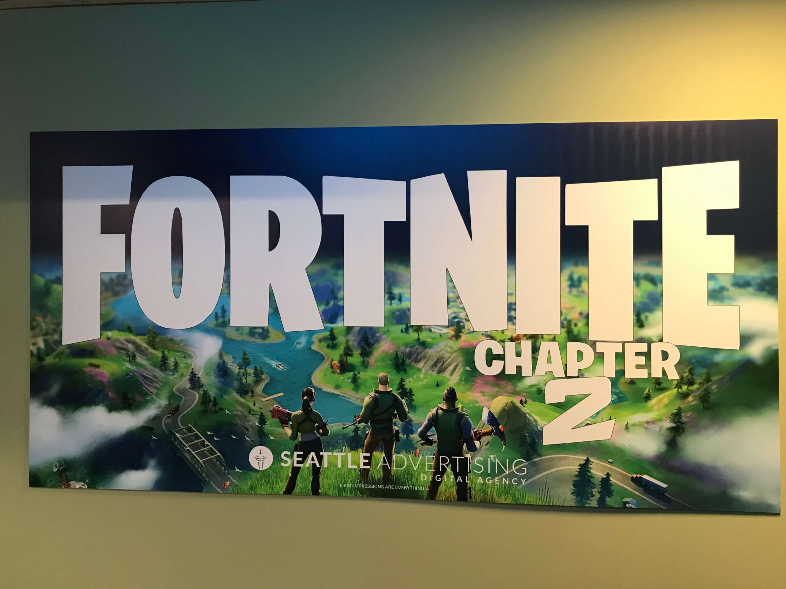 Fortnite Banner Chapter 2